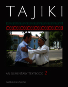 Tajiki Vol2 Cover